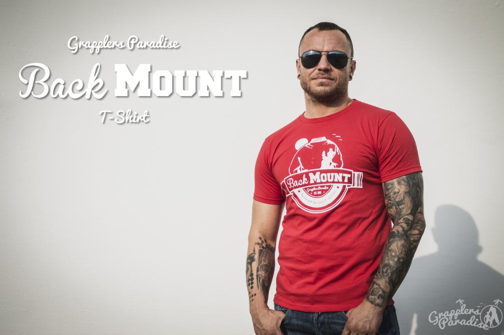 Backmount Tshirt