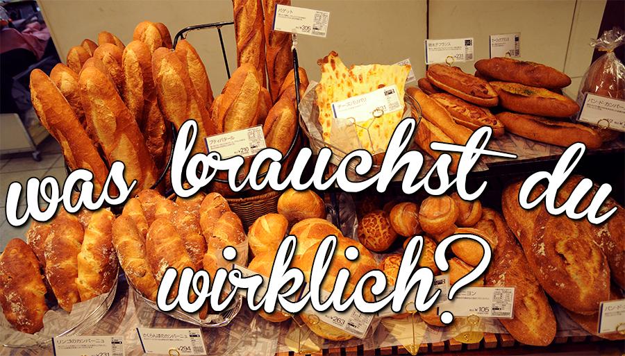Wenn du lust hast auf Deutsches Brot aus Japan ;)