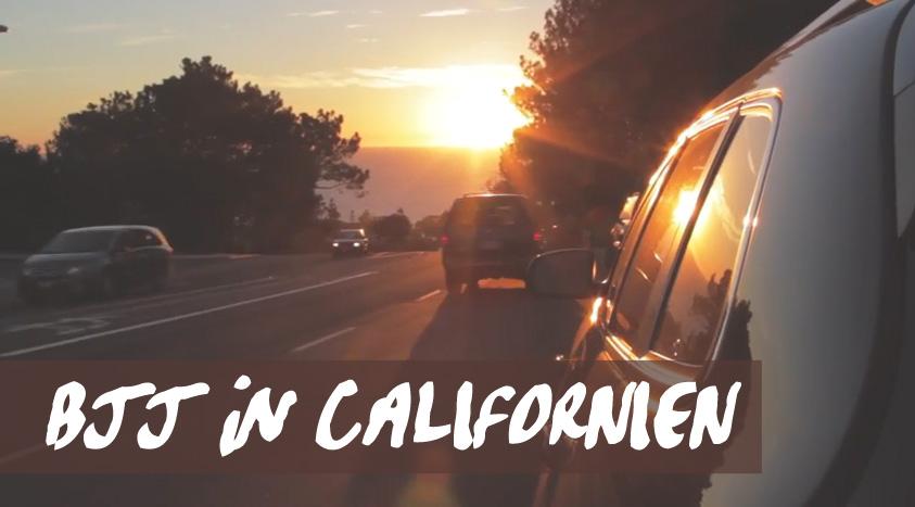 BJJ in Californien
